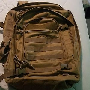 S.O.C. Bugout Camping Backpack